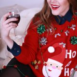 DIY (Not So) Ugly Christmas Jumper!