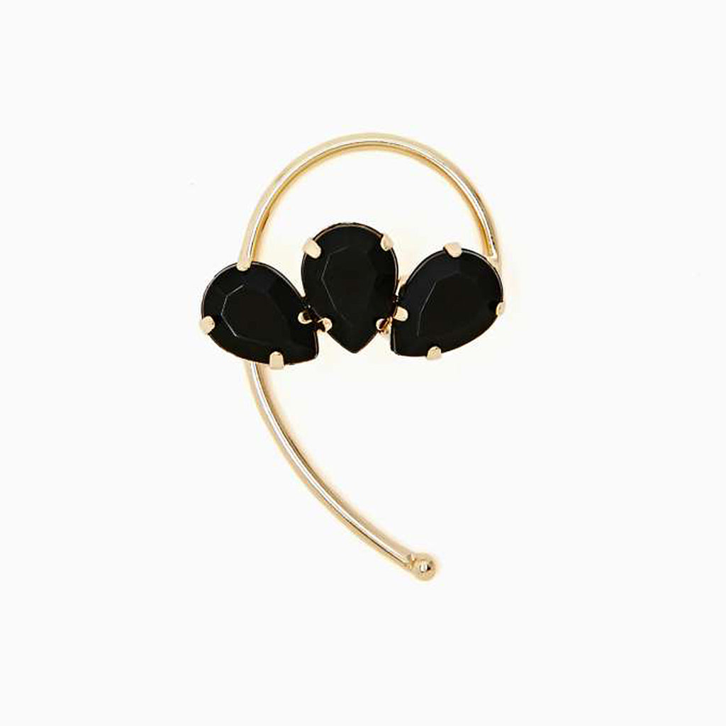 This Nastygal ear cuff ($12) is so beautiful, you may find yourself wanting to swap with whoever gets it.