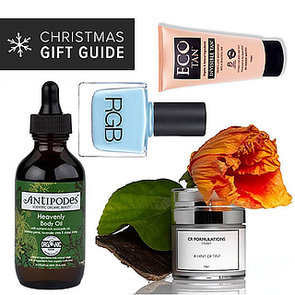 Natural Beauty Products to Give as Gifts This Christmas
