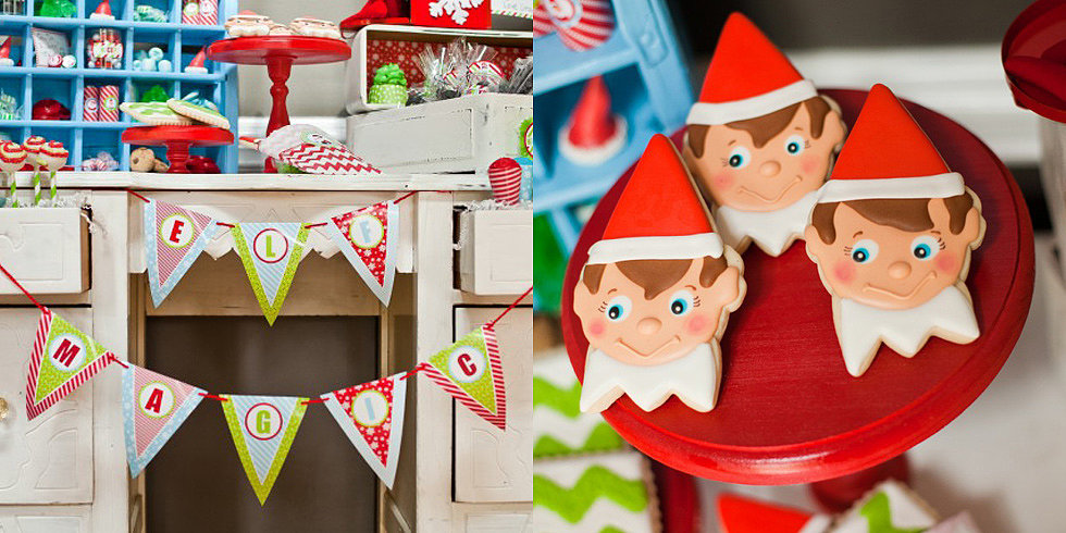 A Magical Party For the Holiday Season's Favorite Elf!