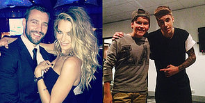 Sweet Treats, the ARIAs and More of the Week's Cute Celebrity Candids