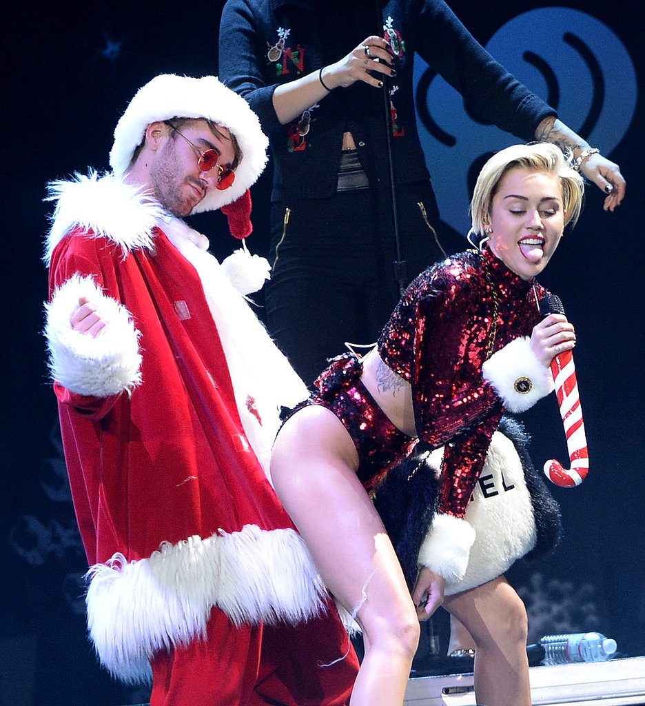 Oops! . . . Miley Did It Again
