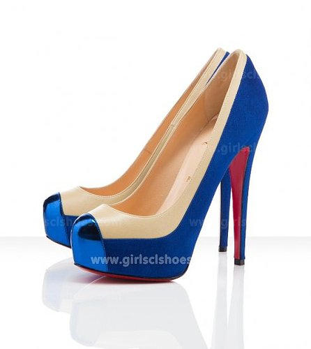 Mago 160mm Blue Christian Louboutin