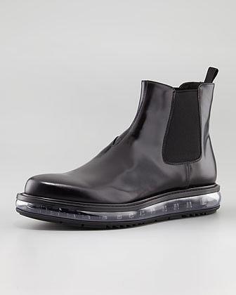 Prada Levitate Chelsea Boot