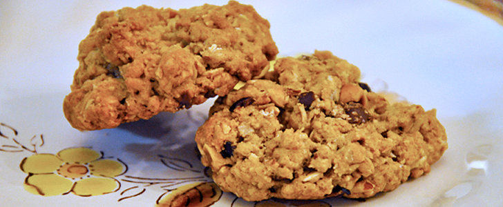 The Ultimate Oatmeal Cookie: Hazelnut Chocolate Chip