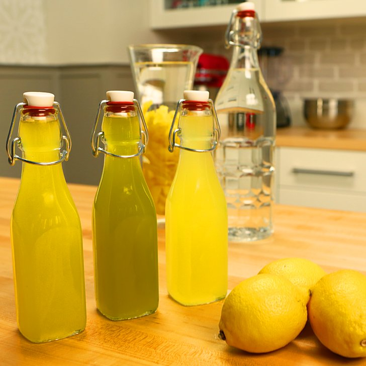 For the Home Bartender: Citrus Liqueur