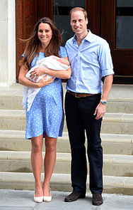 first-time-Kate-Middleton-Prince-William-introduced-Prince