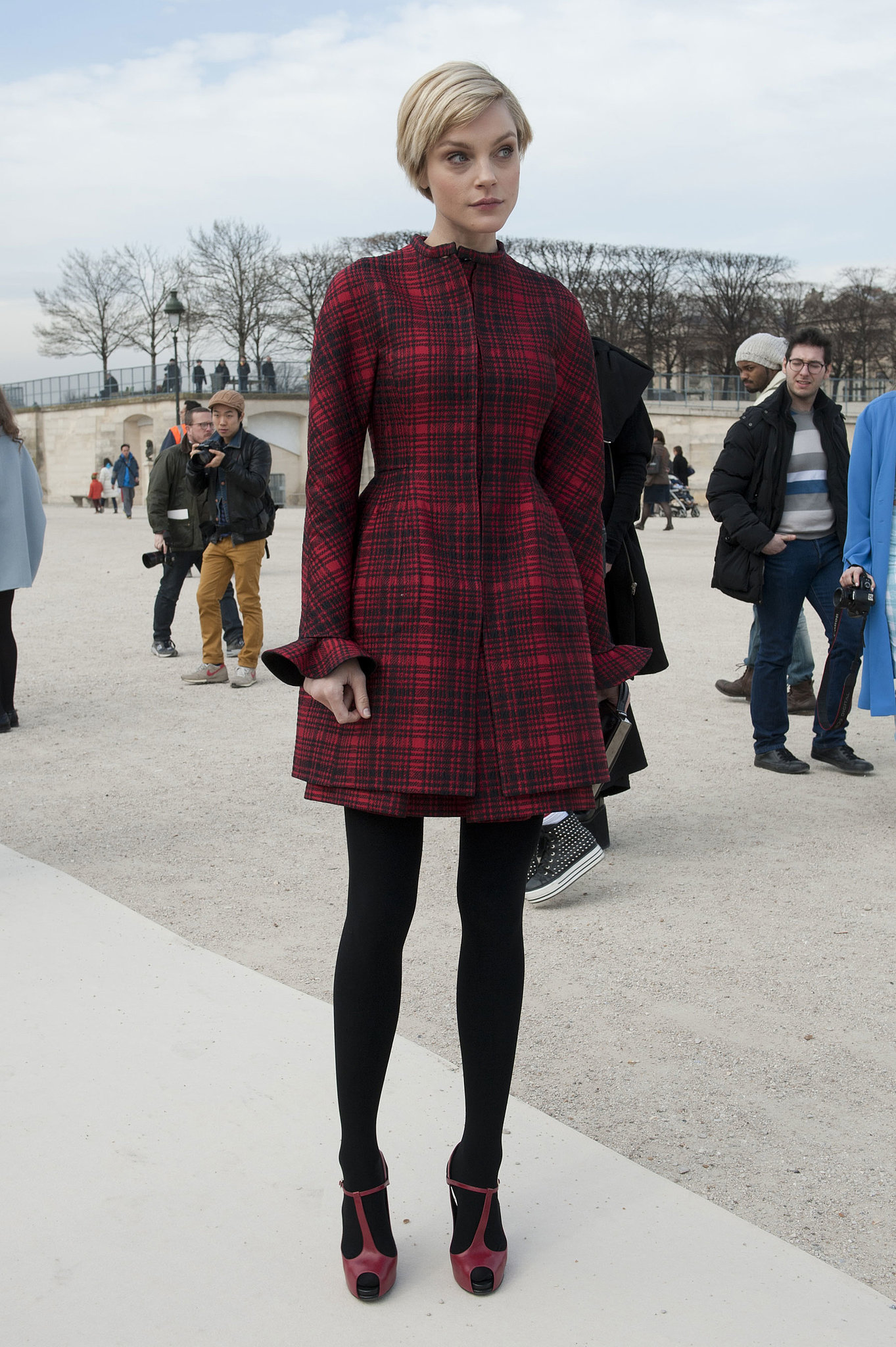 Plaid Has Legs Beyond Your Weekend Friendly Button Up Fact It Feels Warmer Outside If You 39 Re
