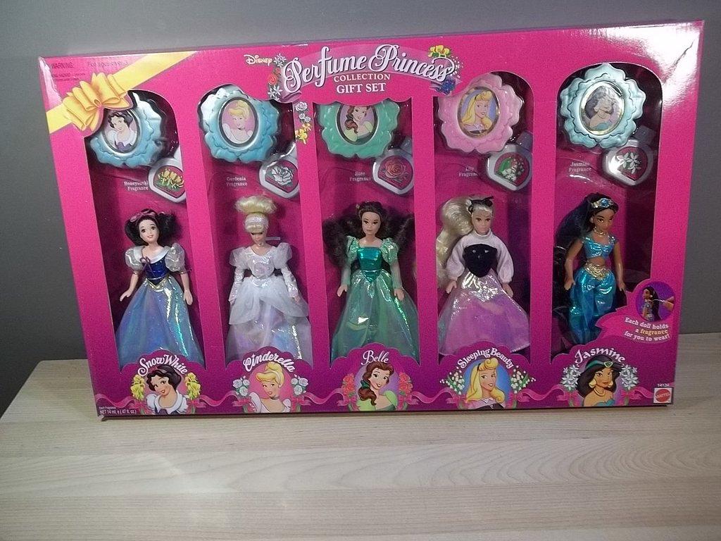 Disney Perfume Princesses