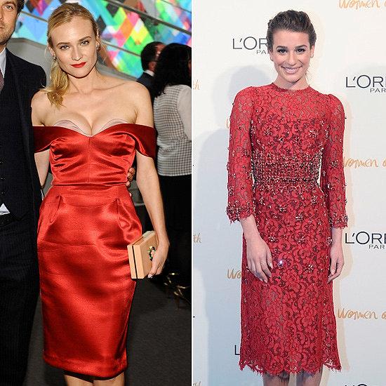 Best Celebrity Party Dress