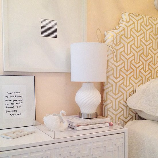Nightstand Accessories Picture