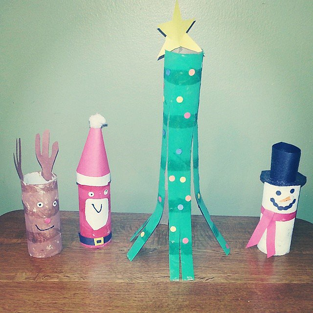 Crafts Easy Toilet Paper Roll Characters Movies