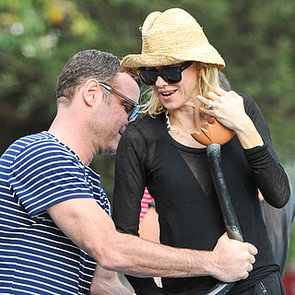 Naomi Watts Plays With Her Family at Sydney Beach | Pictures