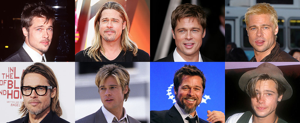 51 Years of Epic Brad Pitt Hotness
