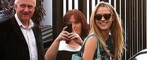 Teresa Palmer Celebrates Her Baby Shower With Aussie Friends