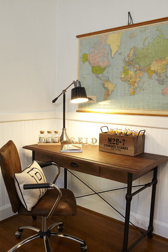 Corner study
