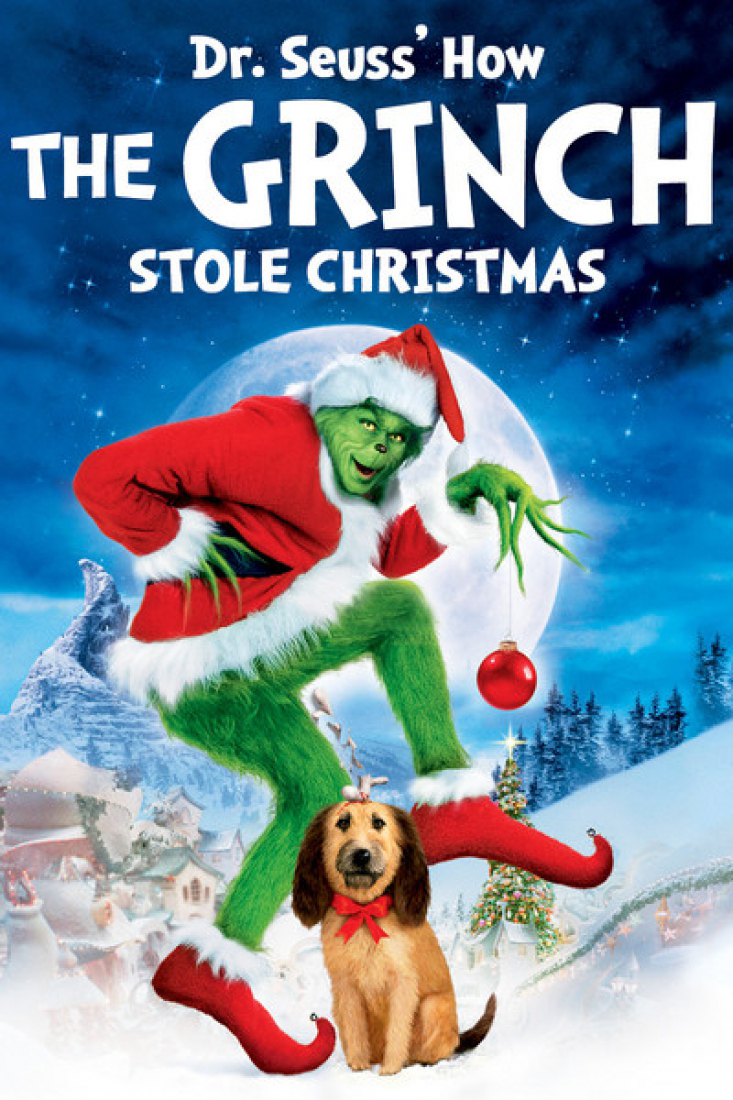 dr seusss how the grinch stole christmas family movie