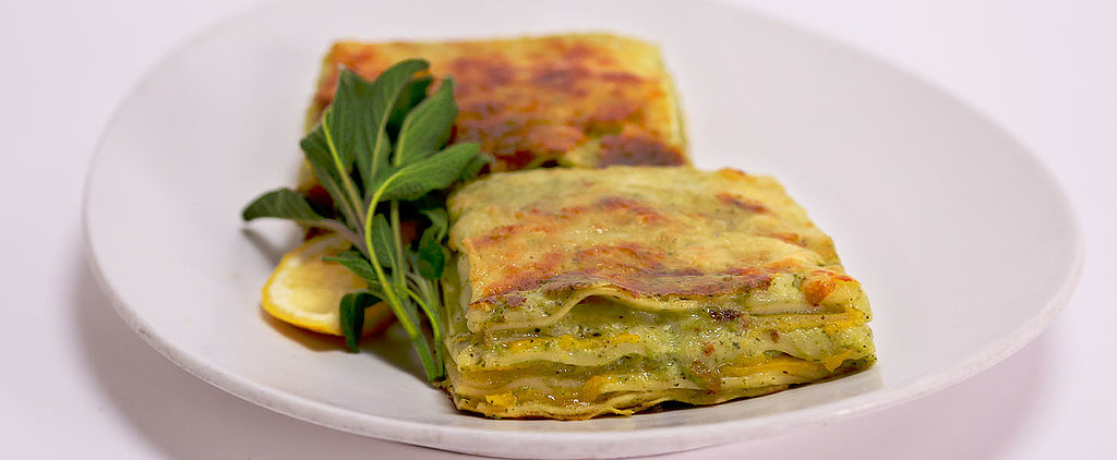 Get the Dish: Brian Malarkey's Butternut Squash Lasagna