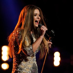 Jacquie Lee's Hair From the Finale of The Voice