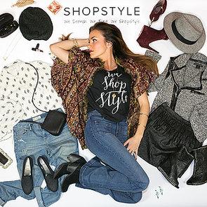 POPSUGAR Select Blogger Style