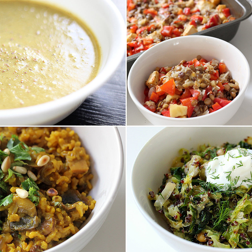 400 calorie winter dinners popsugar fitness for Winter entrees