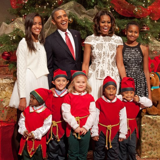 President Obama Talks About His Kids