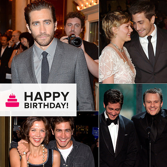 Jake Gyllenhaal Sexiest And Sweetest Pictures