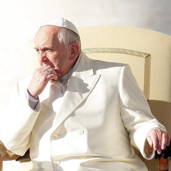 Pope Francis on Breastfeeding