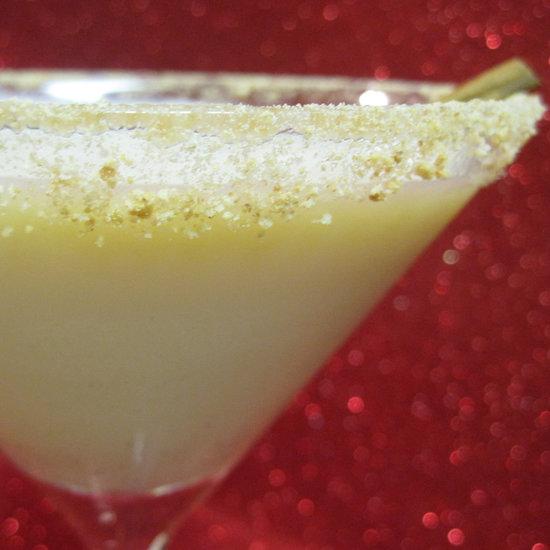 Eggnog Martini Recipe