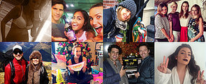 Baby Showers, Christmas Cheer and More of the Week's Cute Candids
