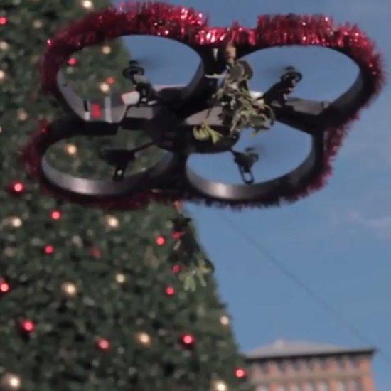 Mistletoe Drone