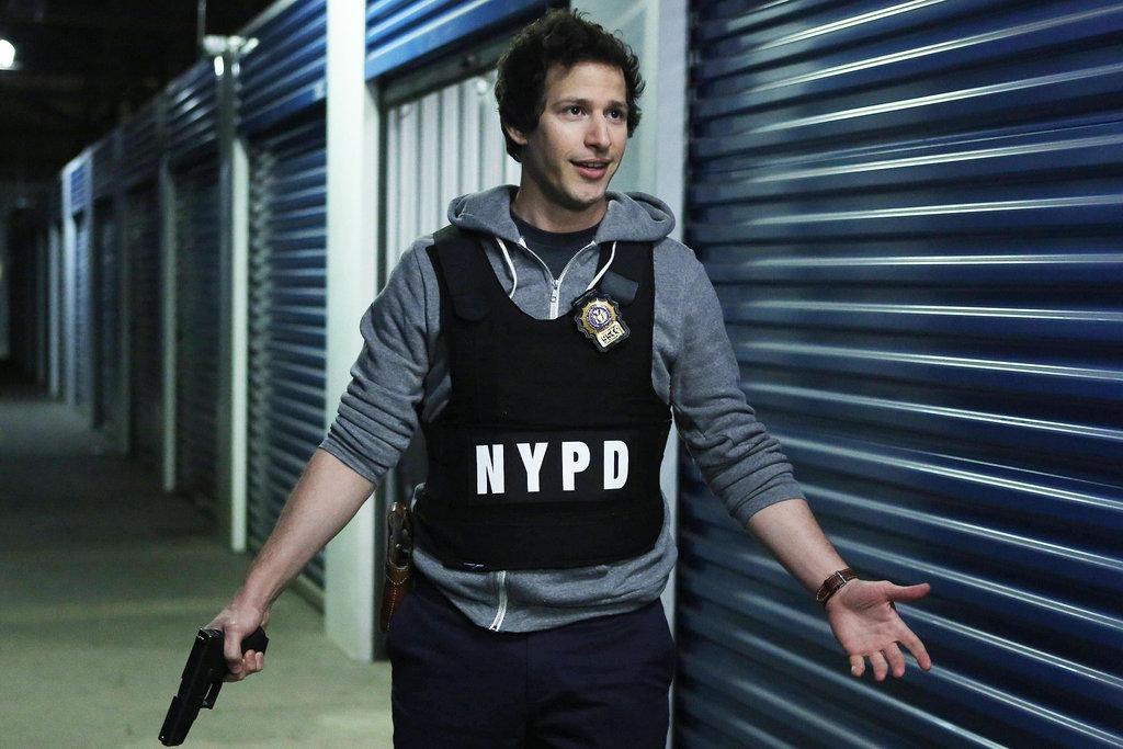 Jake on Brooklyn Nine-Nine
