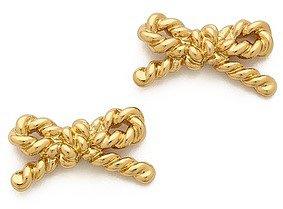 Kate spade new york Skinny Mini Rope Stud Earrings