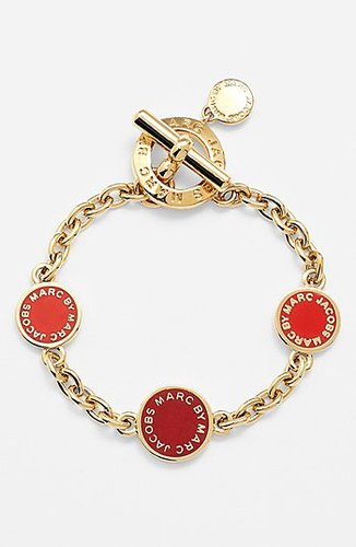 MARC BY MARC JACOBS 'Classic Marc' Station Link Bracelet