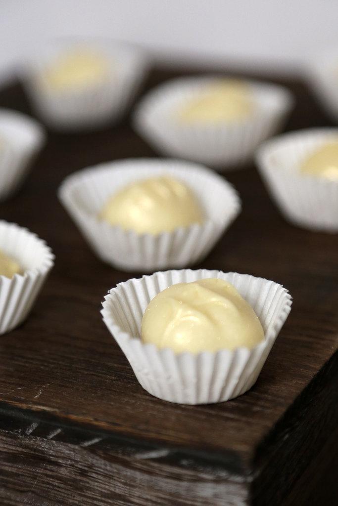Advanced: White Chocolate Truffles