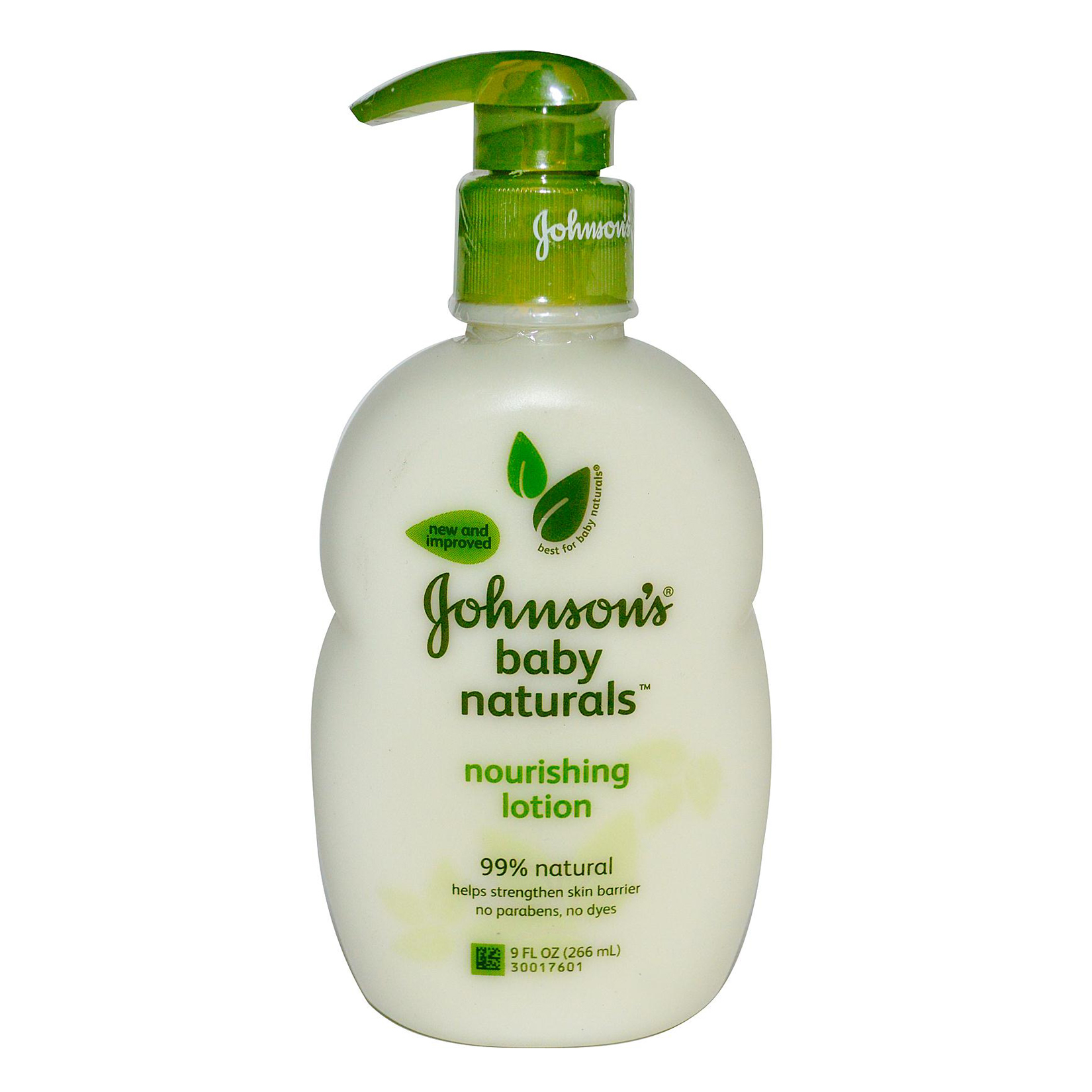 Best natural baby lotion