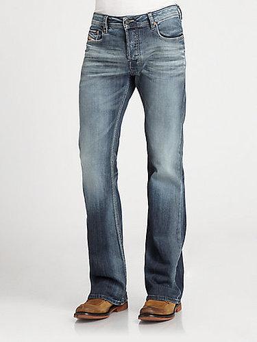 Diesel Zathan Bootcut Jeans