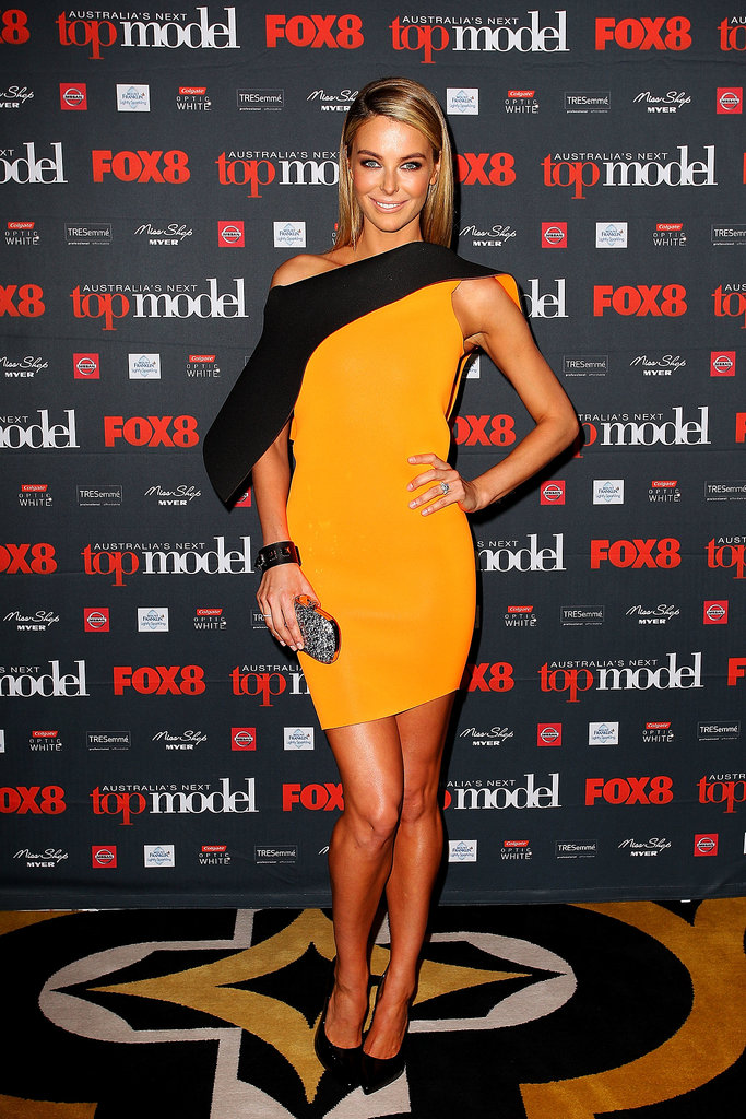 July 2013: Australia's Next Top Model Season 8 Launch