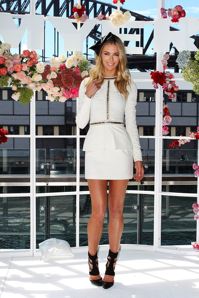 March 2013: Myer A/W Racing Collection preview