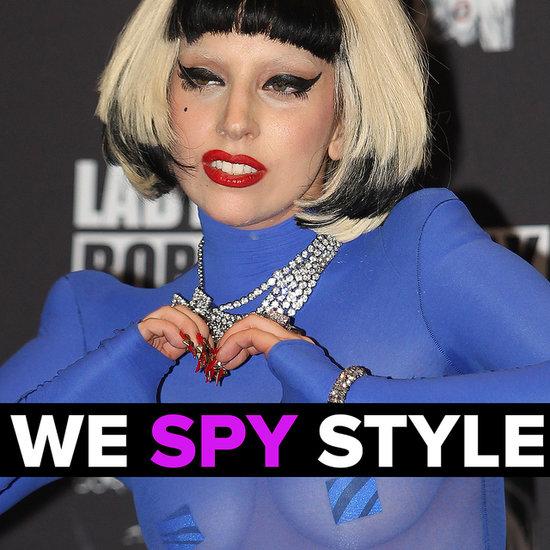 Hot Celebrity Fashion Week Dec. 23 | Video