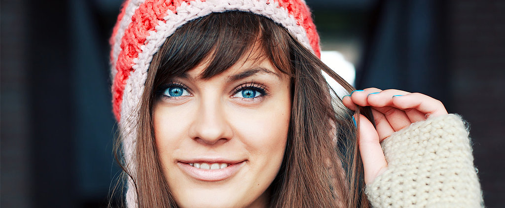 4 Quick Ways to Protect Your Hair From the Cold
