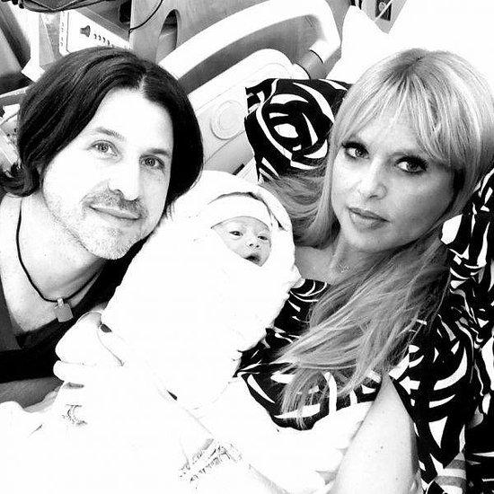 Rachel Zoe Has Second Child