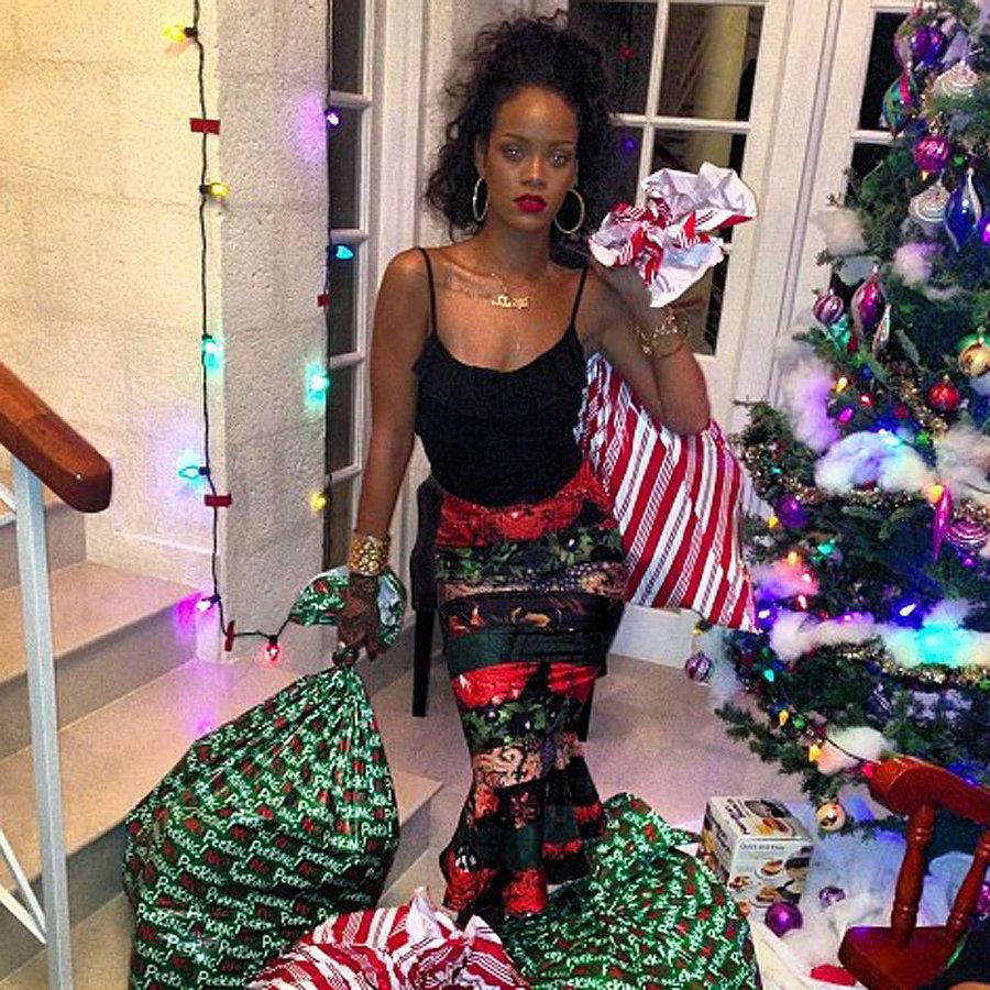 Celebrity Social Media Pictures | Week of Dec. 30, 2013