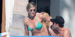 Another Day, Another Bikini For Jennifer Aniston