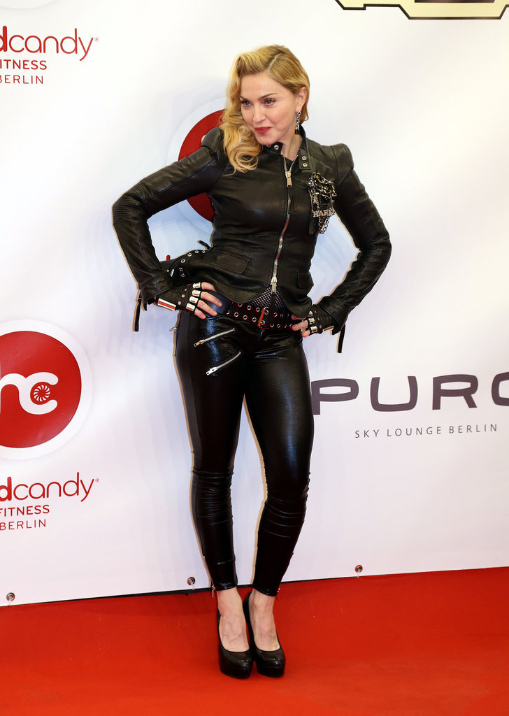 Madonna infamously dropped the f-bomb 13 times during an appearance on the Late Show With David Letterman in 1994. More than 14 years later, in