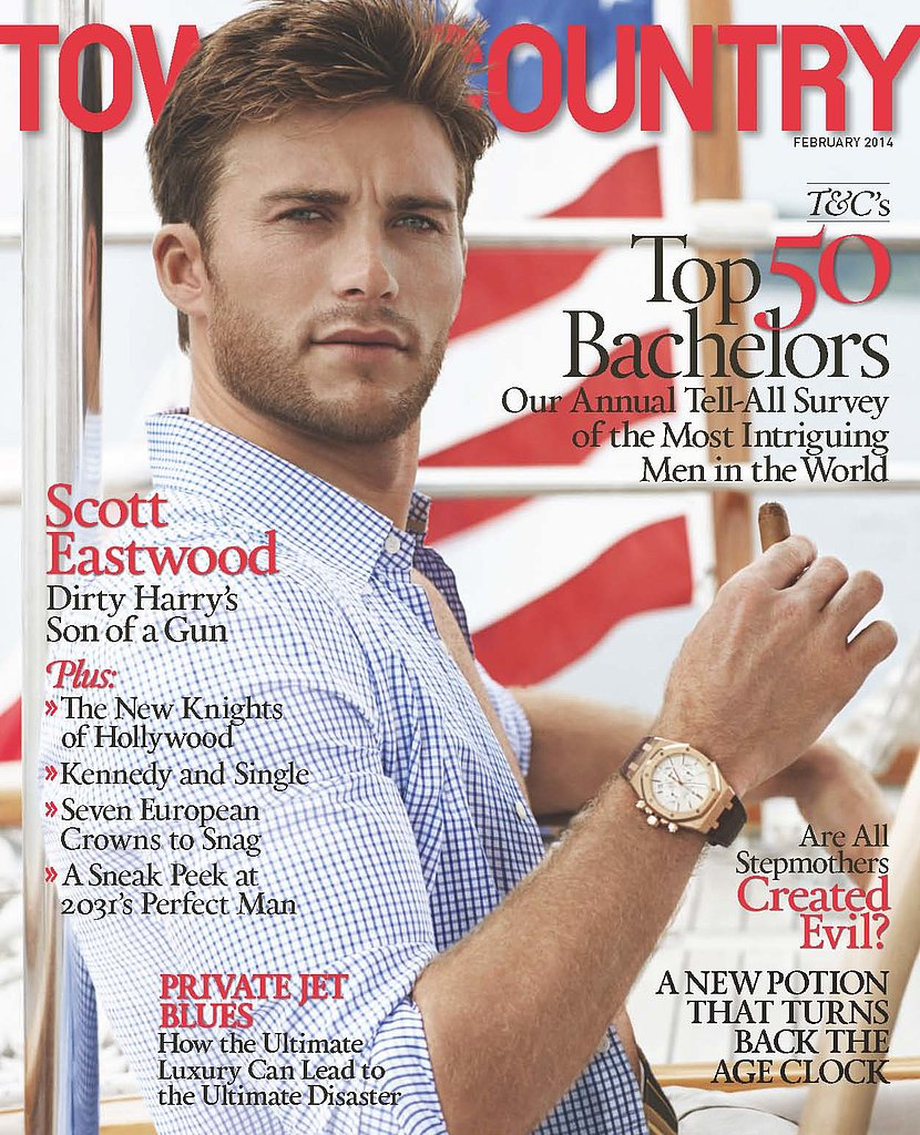 Town & Country February 2014