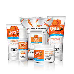 Yes to Carrots Fragrance Free Line For Sensitive Skin