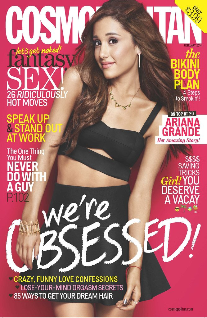 Cosmopolitan February 2014