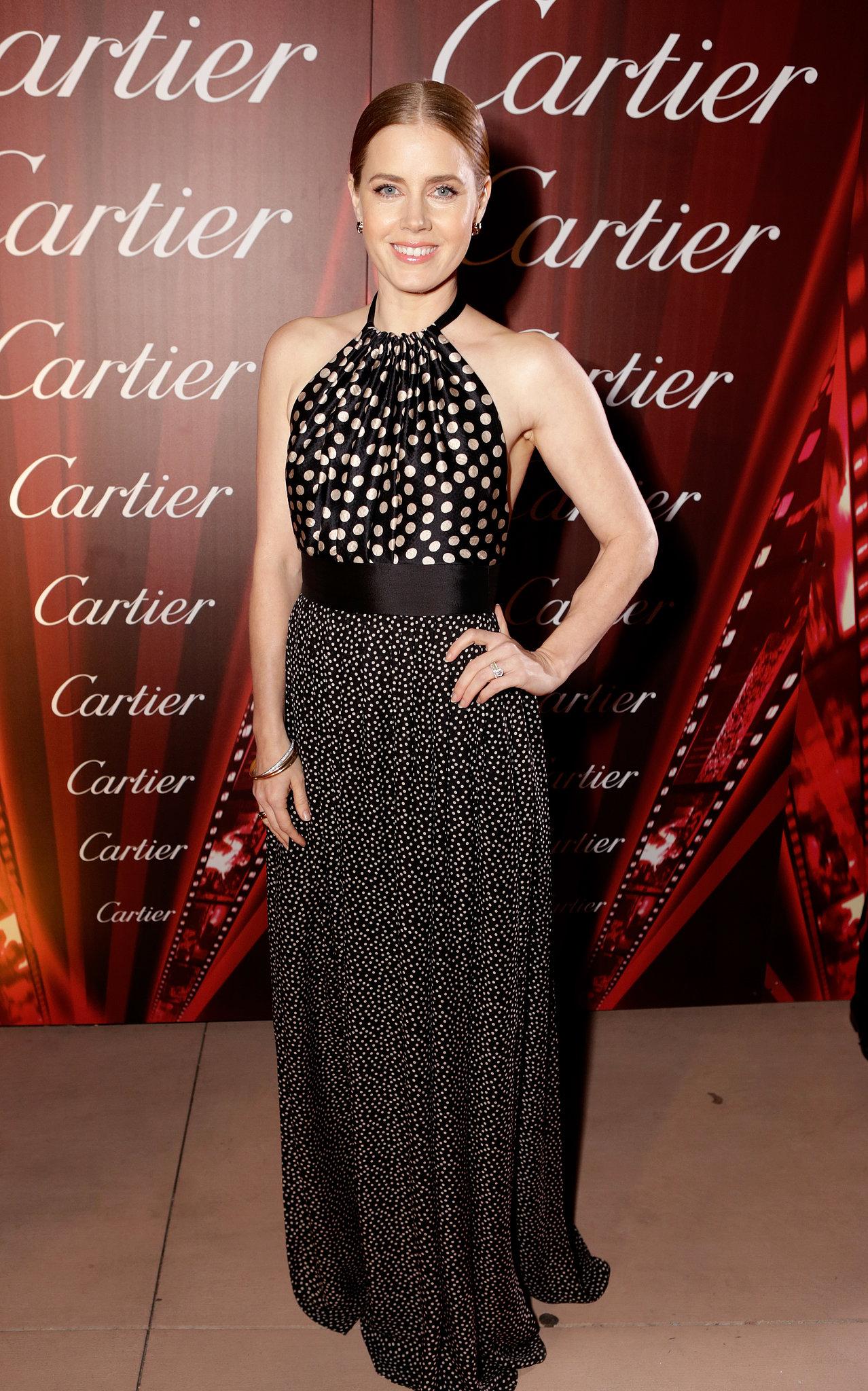 Amy Adams at the Palm Springs International Film Festival