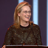 Meryl Streep Speech at Palm Springs Film Festival (Video)
